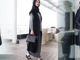 Inspirasi Hijab Fashion