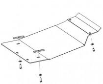 Защита двигателя/КПП для Suzuki Grand Vitara 3D/5D/XL7