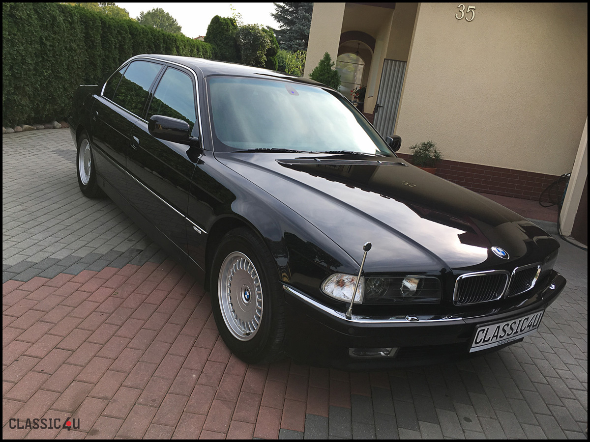 hight resolution of bmw e38 750il