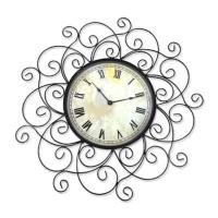 Decorative Wrought Iron Wall Clocks: Decorative Wall ...