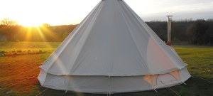 Bell Tent Glamping Norfolk