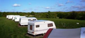 Top Farm Caravan site Norfolk