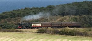 Steam Train Sherringham