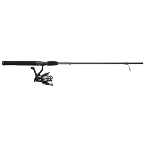 Ugly Stik GX2 Spinning Combo and Shakespeare Reel