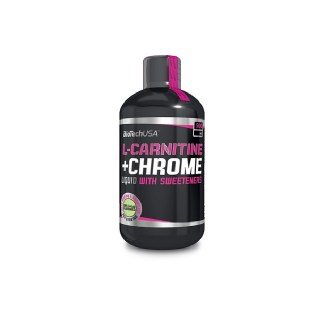 BioTech-USA-L-Carnitine-35000mg+Chrome-500ml