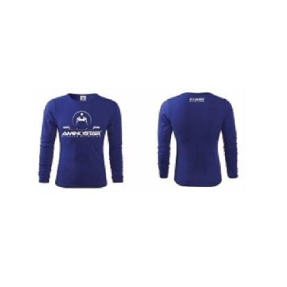 Aminostar-Tricko-Dlhy-Rukav-Modre