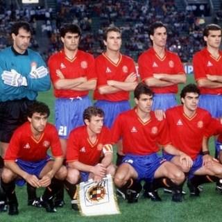 Сборная Испании на ЧМ-1990