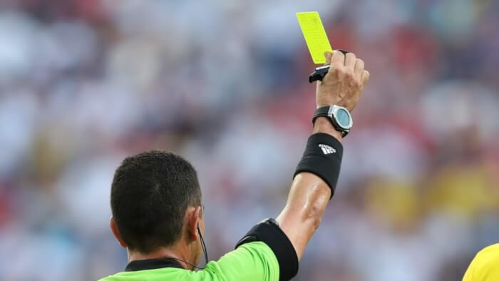 Ставки на жёлтые карточки в чемпионате Португалии