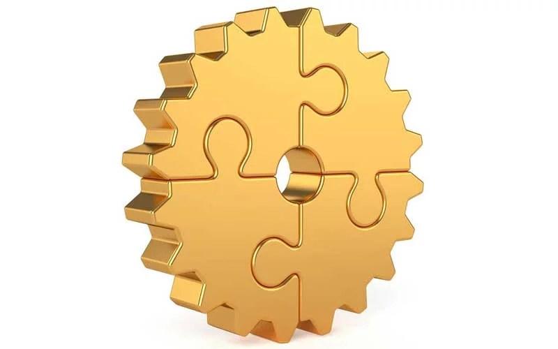 Puzzle Kreis