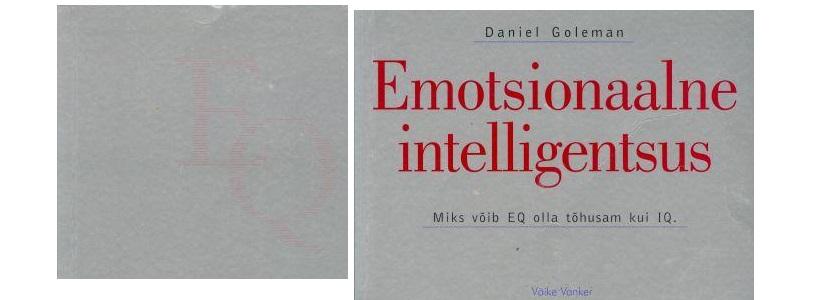 Emotsionaalne intelligentsus – raamatust