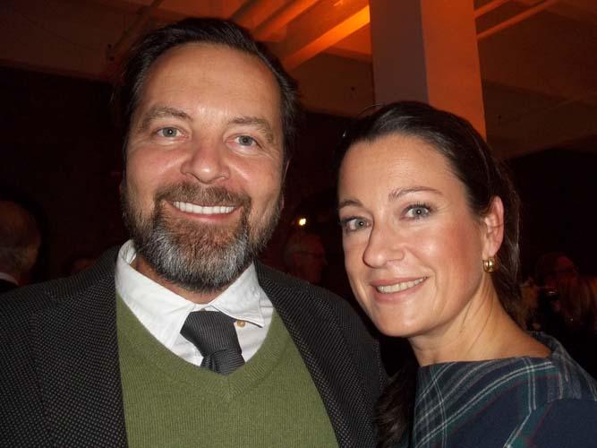 Daniel und Stefanie Wall