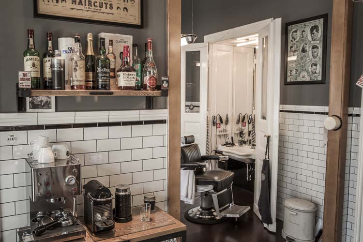 BEARDY BOYS BARBER SHOP BERLIN