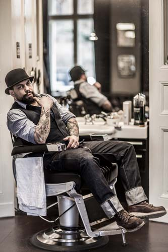 BEARDY BOYS BARBER SHOP BERLIN  Top Magazin Brandenburg
