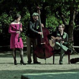 Die Musik der Klezmeyers verbindet Orient und Okzident, Ost und West
