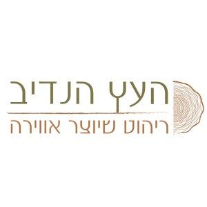 עיצוב לוגו לחנות רהיטים