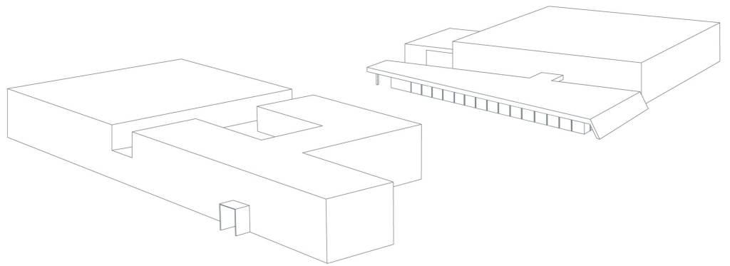 Zwei Gebäude der Thomas Preuhs GmbH
