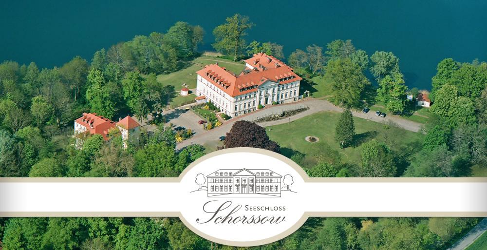 Seeschloss Schorssow  das top 4 Sterne Schlosshotel in MecklenburgVorpommern fr Ihren