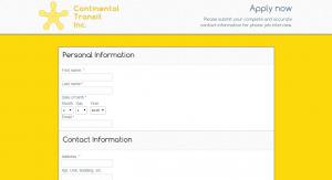 Continental-Transit.com Scam