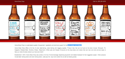 Be Suspicious Of These Specific Home Brew/Craft Beer Websites!