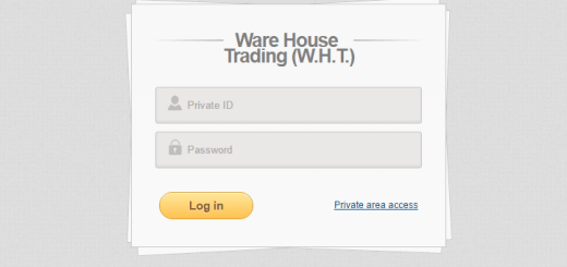 Ware House Trading W.H.T. SA  Employment Scam
