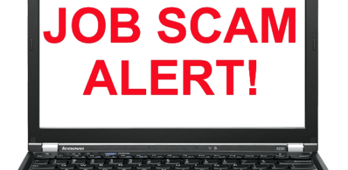 RAYS Company Billing-Accounting Administrator Job Scam