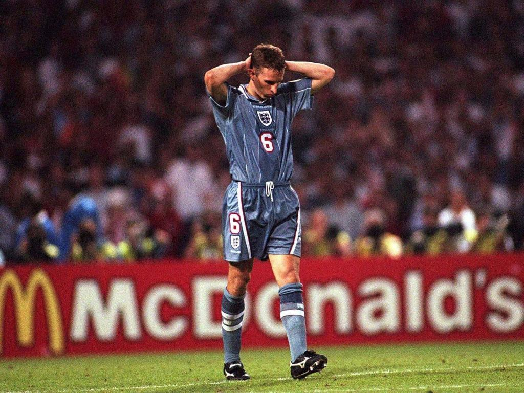 Gareth Southgate reveals 'invaluable' talk with Stuart Pearce that helped him get over Euro 96 penalty miss