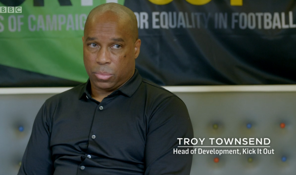FA accuses Kick It Out's Troy Townsend of 'serious inaccuracies' in Anton Ferdinand's racism documentary