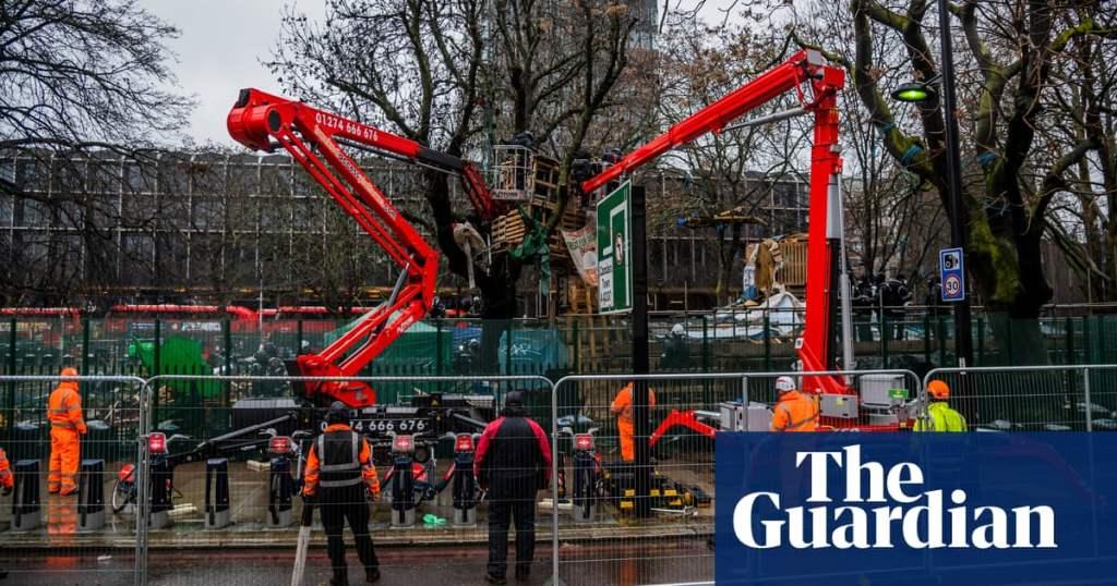 HS2 tunnellers start legal action against safety regulators