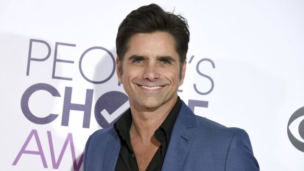 John Stamos issues coronavirus rant about his son crying due to his 3rd work-related quarantine