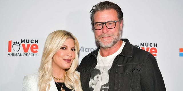 Dean McDermott called fans' obsession with his marriage to Tori Spelling 'weird.' Divorce rumors have been swirling since March after Spelling was spotted without her wedding ring on.