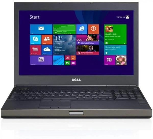 Dell prescision M4800