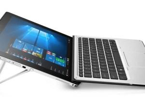 Hp Elite X2 1012 G1  Intel® Core™m5-6Y57 RAM 8G HDD 256G