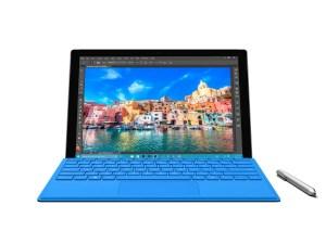 Microsoft Surface Pro 4 Intel i5-6300U RAM 8G SSD 256G Intel HD Graphics 520