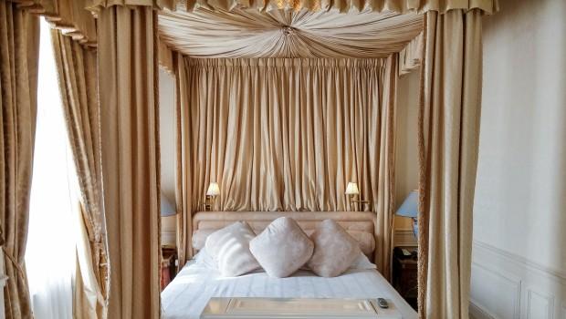 Slaapkamer Hotel Chique : Klassieke slaapkamer inspiratie