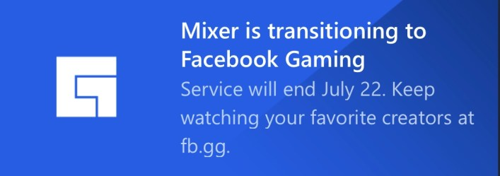 Why Microsoft Mixer Closed as MS joined Facebook? 2 Top10.Digital