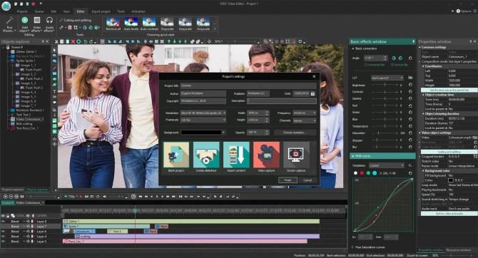 VSDC Free Video Editor A Stunning Tool 2 Top10.Digital