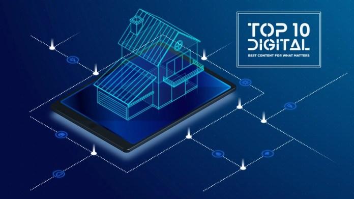 smart home, Top10.Digital