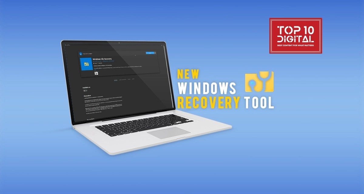 Retrieve Deleted Documents With Microsoft New Windows File Recovery Tool