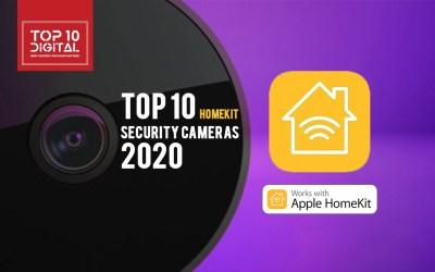 Top 10 Best HomeKit Security Cameras in July 2020