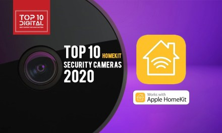 Top 10 Best HomeKit Security Cameras in July 2020