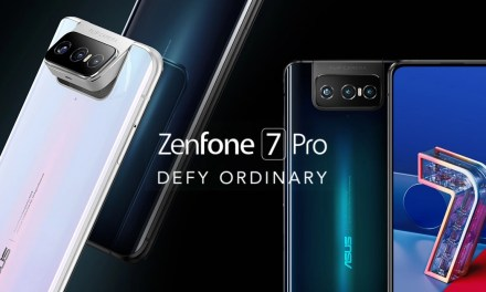 ASUS ZenFone 7 Pro Flagship with Flippable Camera Announced