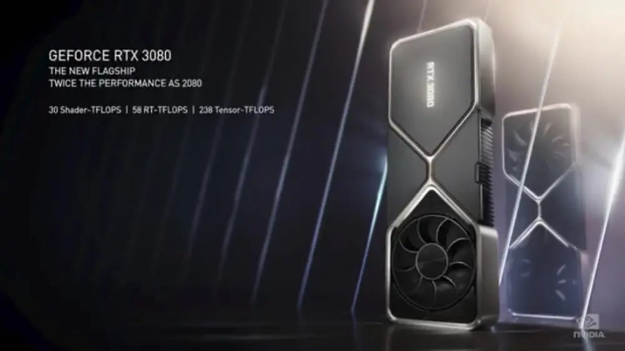 NVIDIA event 2020,