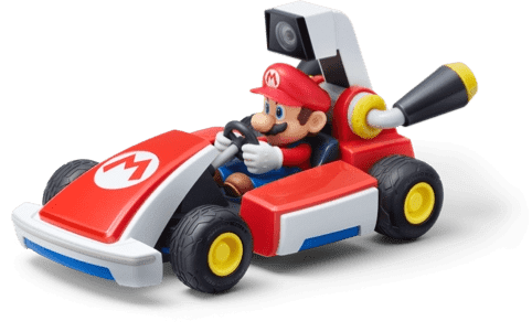 Real-life Mario Kart Live: Home Circuit Lets Racers Steer Tiny RC Cars Around Houses 3 Top10.Digital
