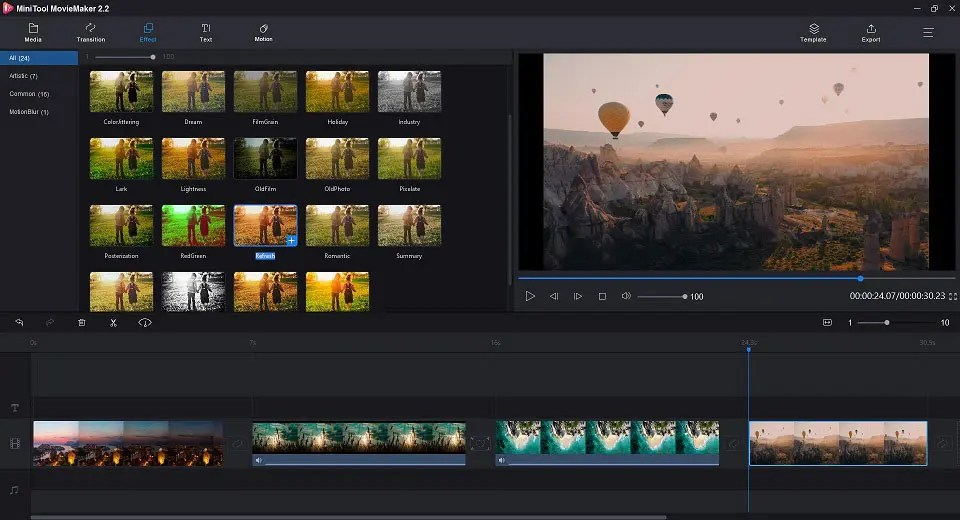 MiniTool MovieMaker A Free and Simple To Use MovieMaker 5 Top10.Digital