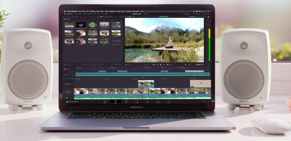 DaVinci Resolve 17 A Free All In One Software For Your Media Files 4 Top10.Digital