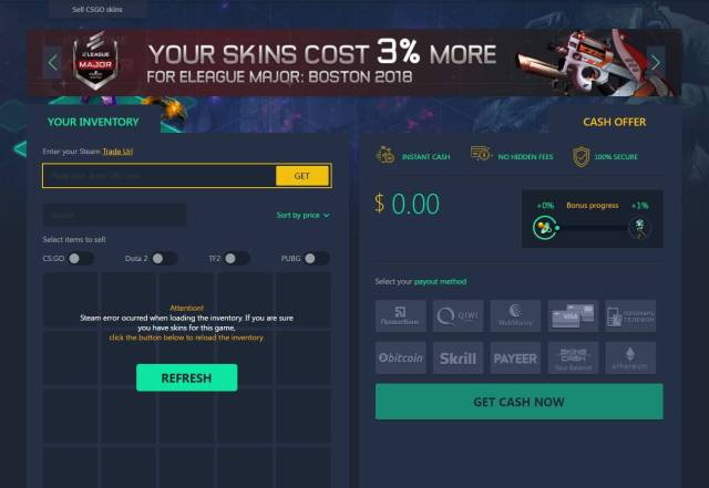 Image Result For Csgo Lucky Wheel How To Get Free Coins