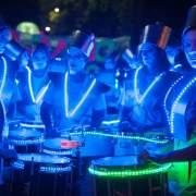 Adelaide Fringe Festival Drummers