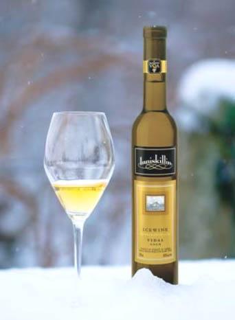加拿大冰酒第一品牌-Inniskillin (雲嶺) | 百大葡萄酒樂園
