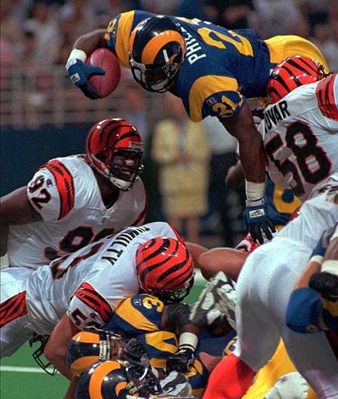 Lawrence Phillips: #6 NFL Draft Bust