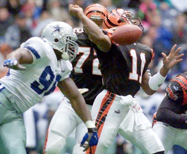 Akili Smith: #5 NFL Draft Bust
